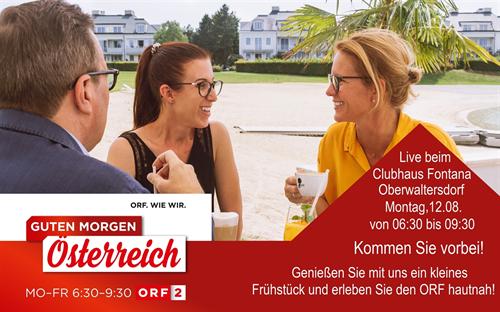 Guten Morgen österreich In Oberwaltersdorf Oberwaltersdorf